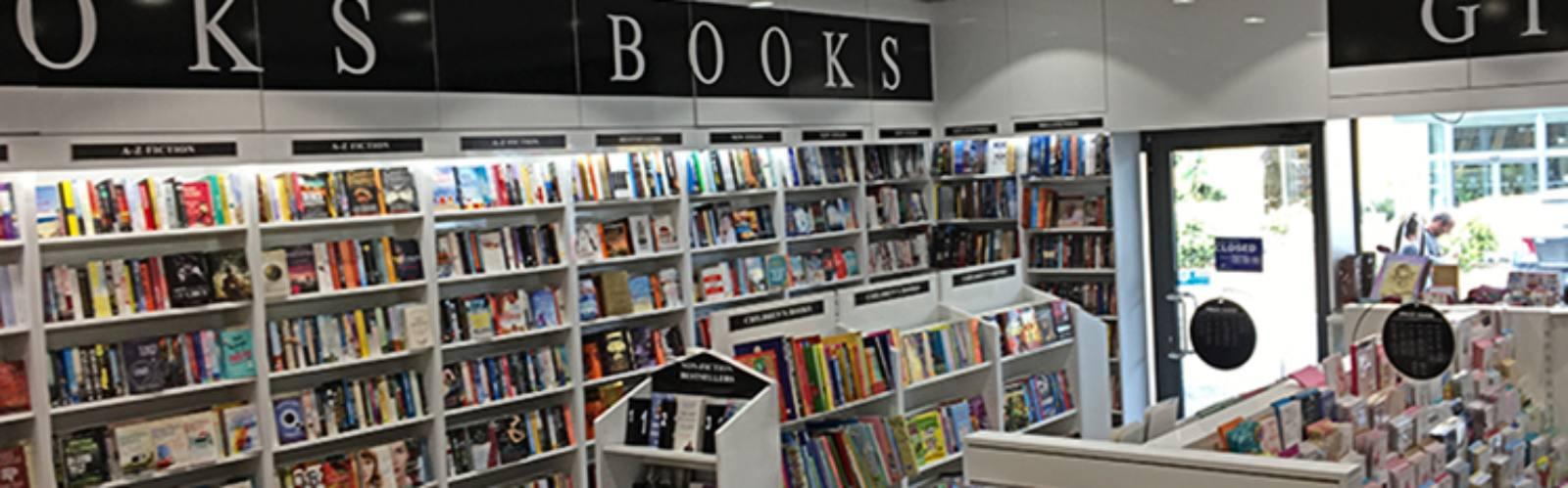 Agenda Bookshop now open at Pama Supermarket