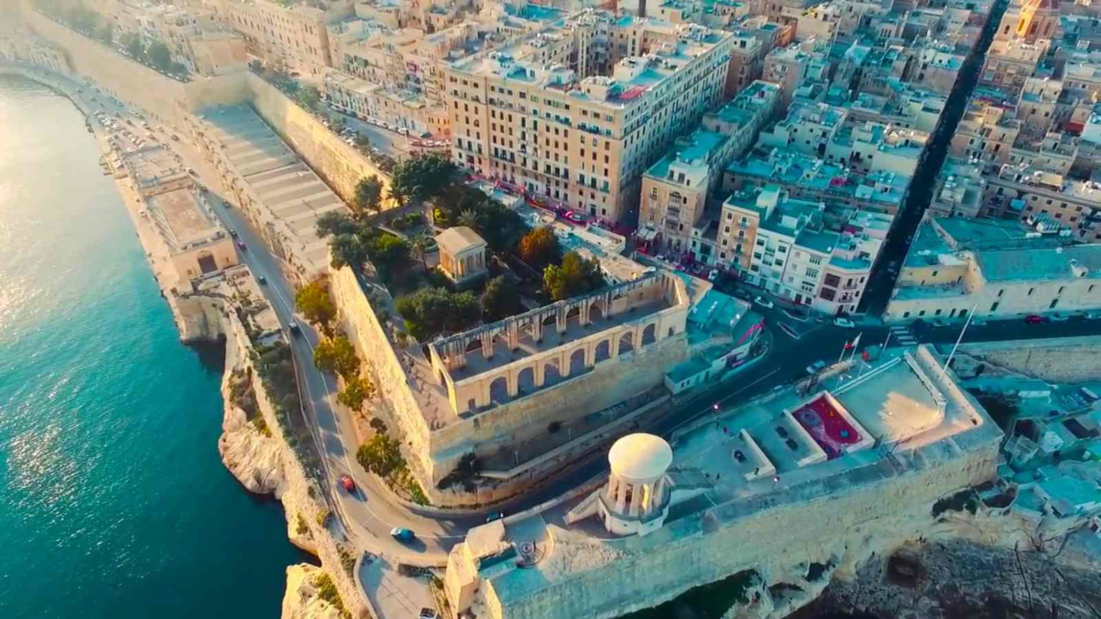 Malta: Aerial Drone Photography