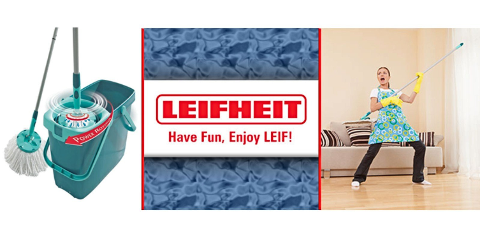 Miller Distributors Ltd has been appointed local distributor for Leifheit