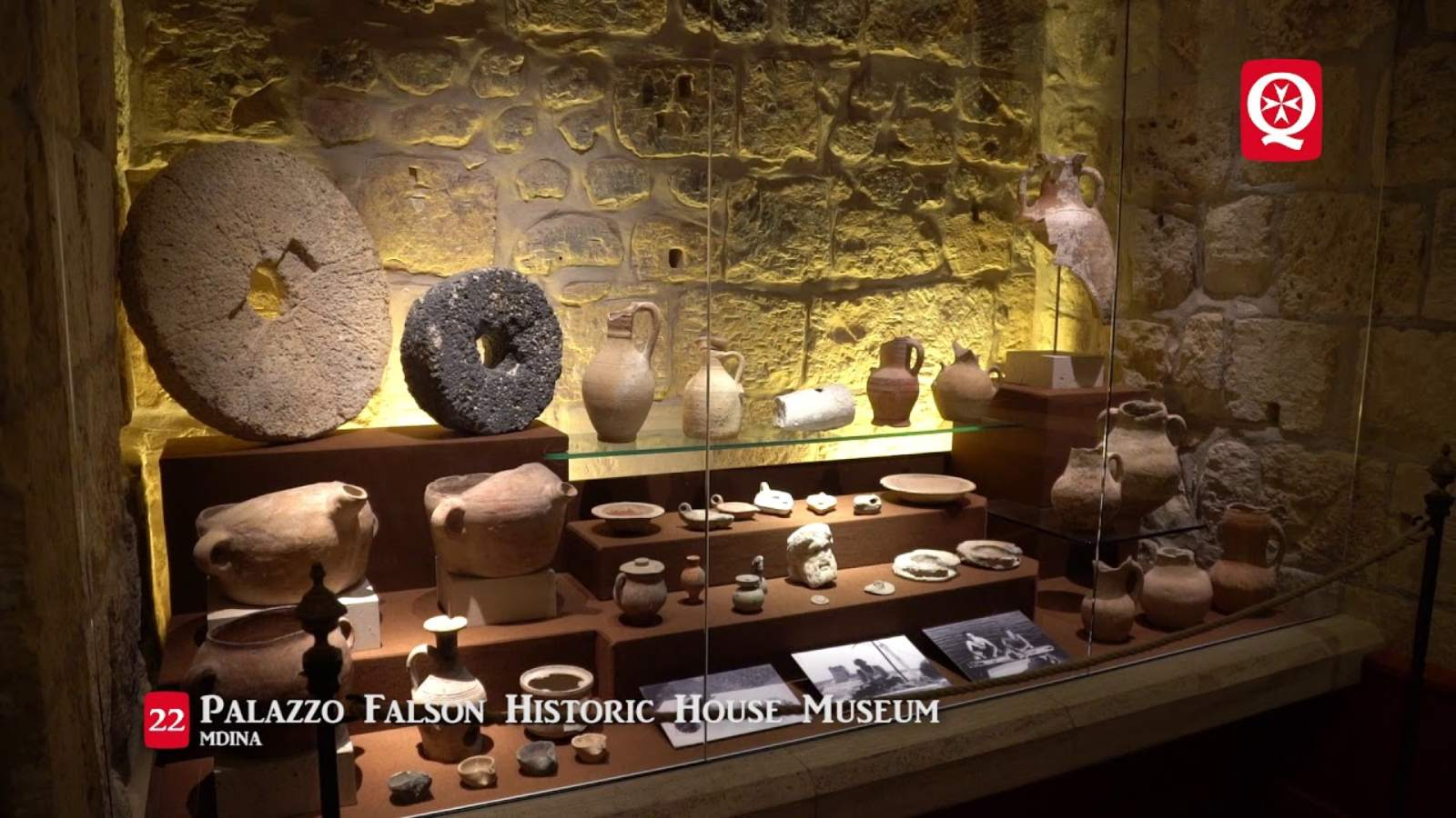 Miller Retail operating Palazzo Falson's Museum Shop in Mdina