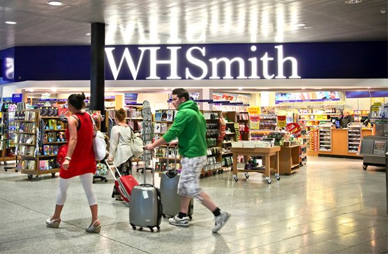 8 Till Late at Malta International Airport converted to WHSmith Express