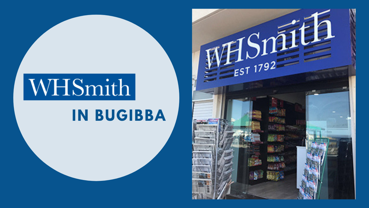 8 Till Late Bugibba converted to WHSmith