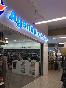 Agenda Bookshop Pavi