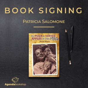 Agenda-Book-Signing-Patricia-Salomone