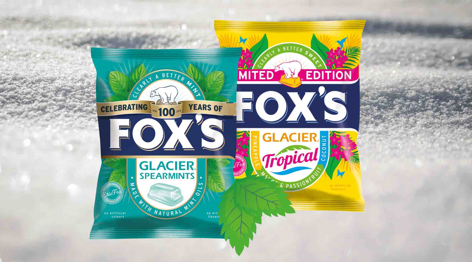 Miller Distributors Ltd appointed Local Distributor for Fox's