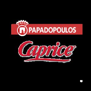 Papadopoulos-caprice-logo-miller-distributors-malta