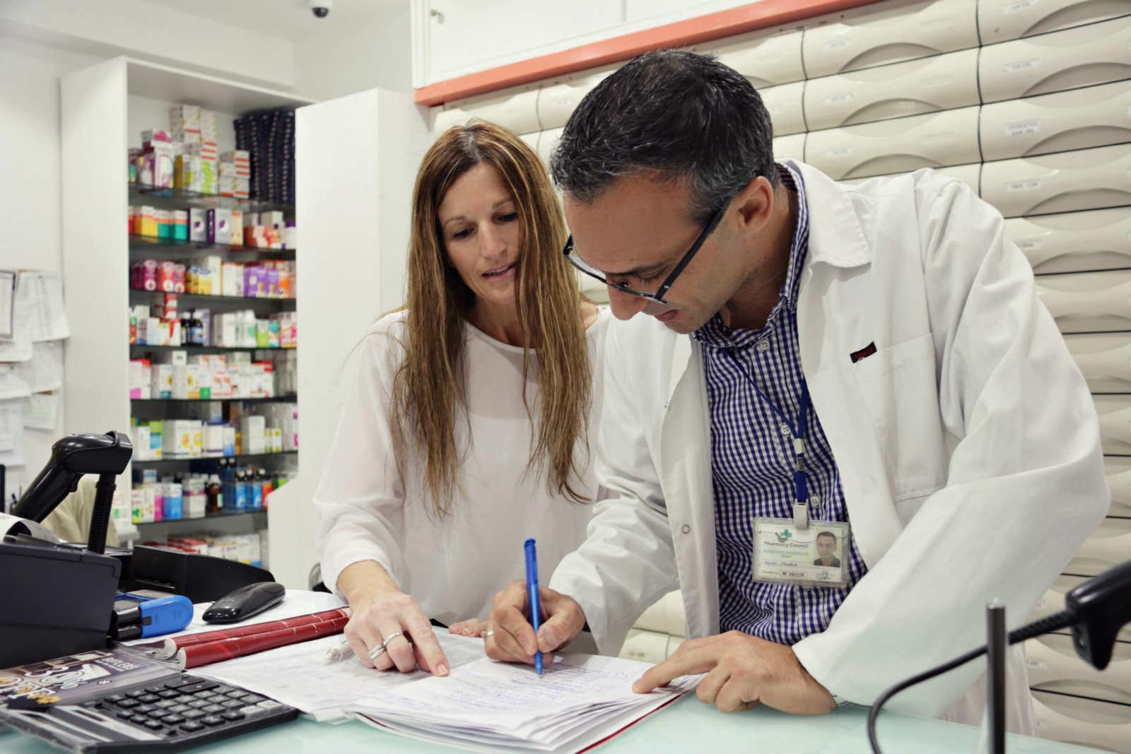 Locum Pharmacist