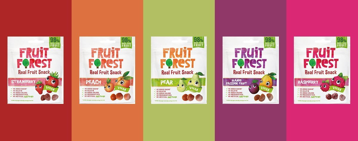 Miller Distributors Ltd appointed local distributor for Fruit Forest