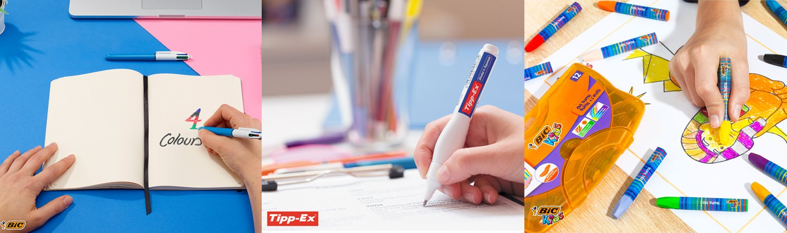 Miller Distributors Ltd appointed local distributor for BIC Stationery