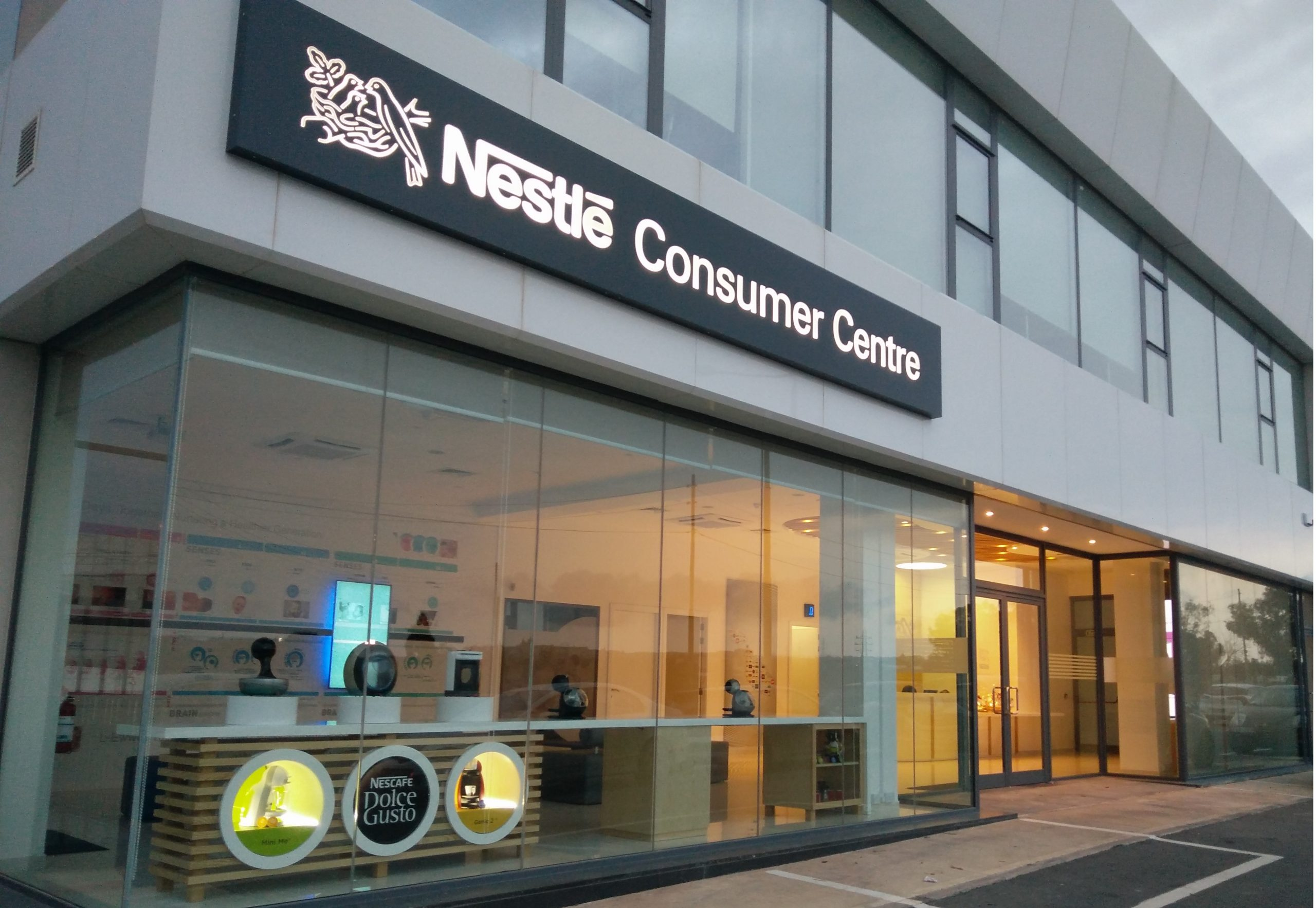 Service Center at the Nestle Consumer Centre, Lija