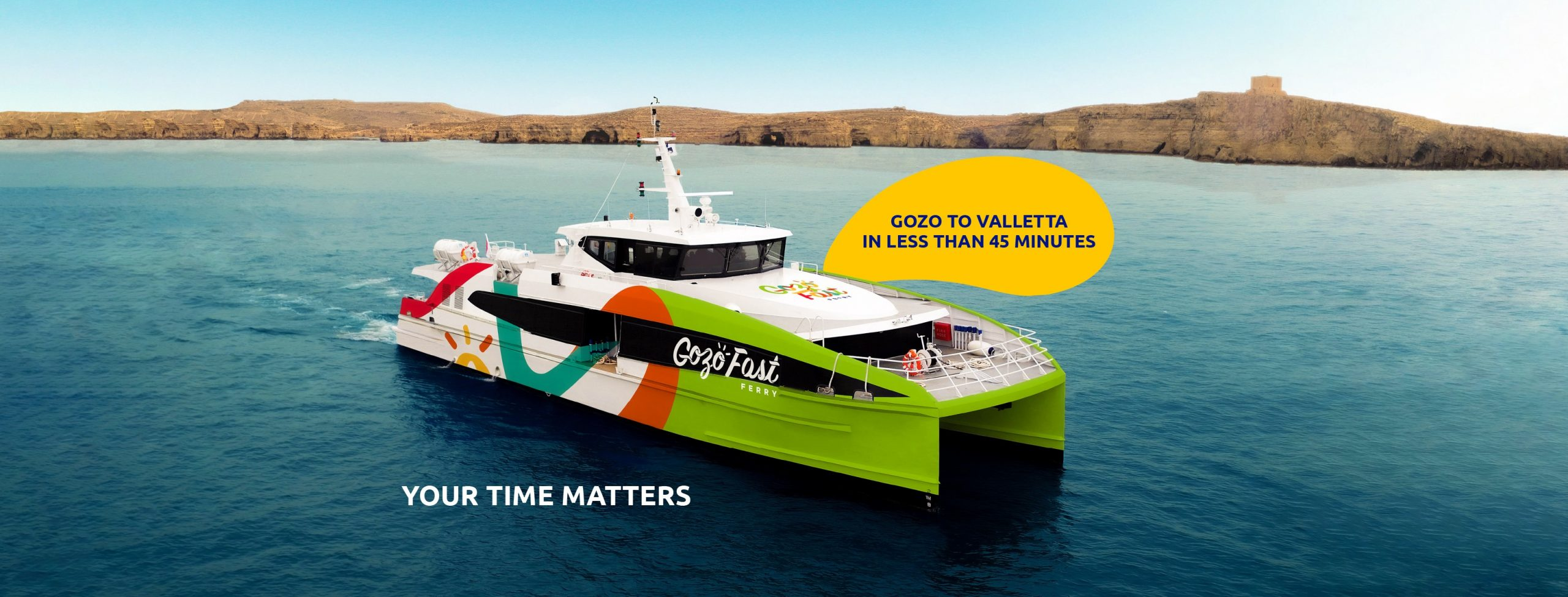 New 8 Till Late Convenience Kiosks on board the Gozo Fast Ferry